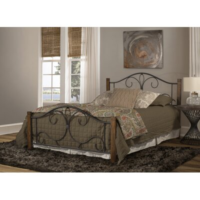 Claus Panel Headboard and Footboard Size: Queen