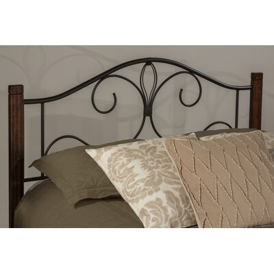 Claudio Open-Frame Headboard Size: King