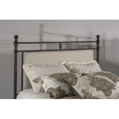 Colley-Critchlow Upholstered Panel Headboard Size: King