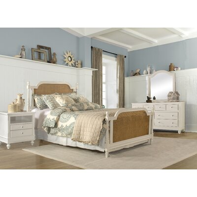Kozlowski Headboard and Footboard Size: Queen