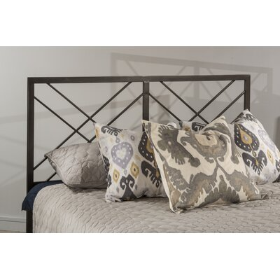Tuohy Open-Frame Headboard Size: King