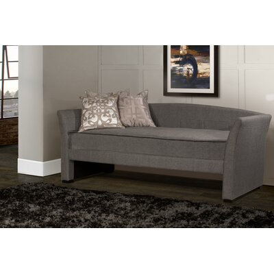 Montgomery Daybed Accessories: Trundle Included, Color: Charcol