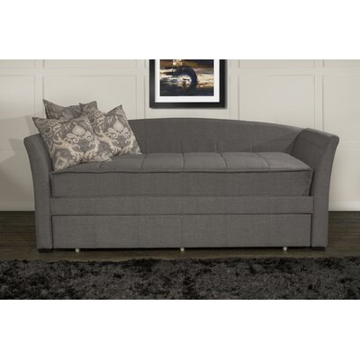 Montgomery Daybed Accessories: None, Color: Gray