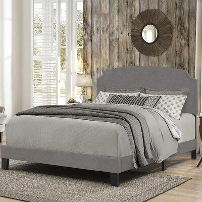 Kleio Desi Upholstered Panel Bed