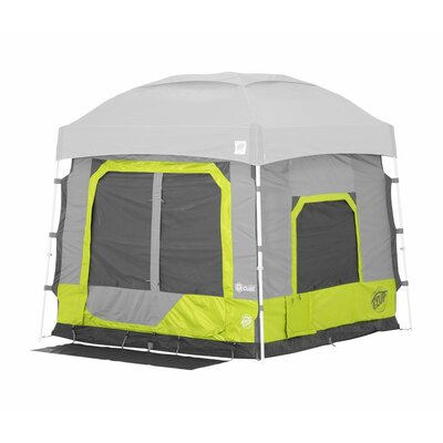 Image of Camping Cube 5 Person Tent with Carry Bag Color: Limeade