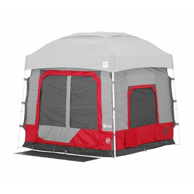 Image of Camping Cube 5 Person Tent with Carry Bag Color: Punch