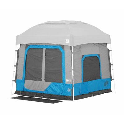Image of Camping Cube 5 Person Tent with Carry Bag Color: Splash