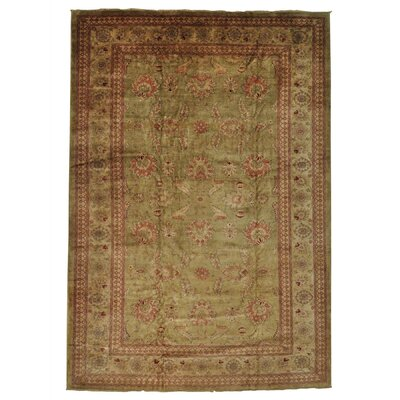 One-of-a-Kind Granillo Oriental Hand-Knotted Area Rug