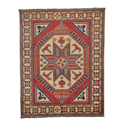 One-of-a-Kind Greaney Oriental Hand-Knotted Area Rug