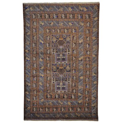 One-of-a-Kind Greaney Baluch Oriental Hand-Knotted Area Rug