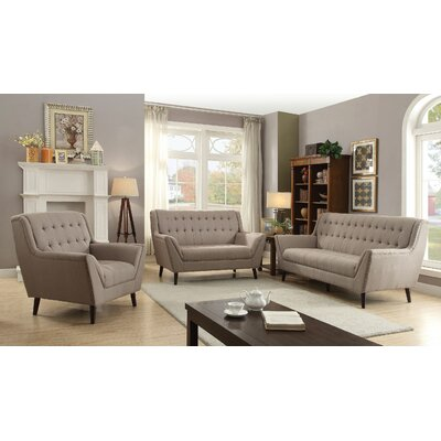 Camryn 3 Piece Living Room Set
