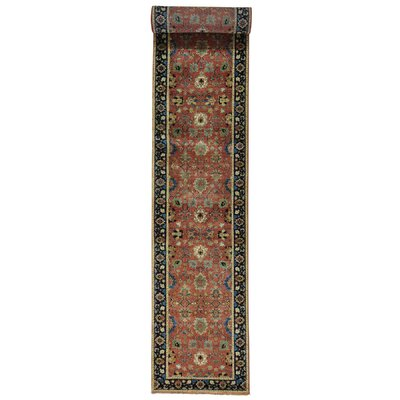 One-of-a-Kind Rudolph Re-creation Oriental Hand-Knotted Area Rug