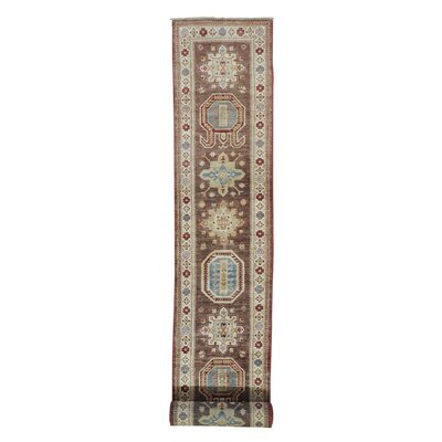 One-of-a-Kind Tilomar Super Oriental Hand-Knotted Area Rug Rug Size: Runner 2'7