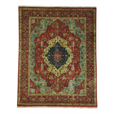 One-of-a-Kind Salzman Re-creation Oriental Hand-Knotted Area Rug Rug Size: Rectangle 8' x 10'