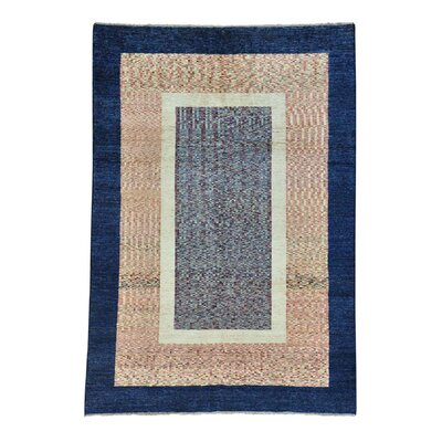One-of-a-Kind Gowins Peshawar Oriental Hand-Knotted Area Rug