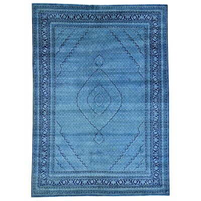 One-of-a-Kind Anders Mahi Oriental Hand-Knotted Silk Area Rug