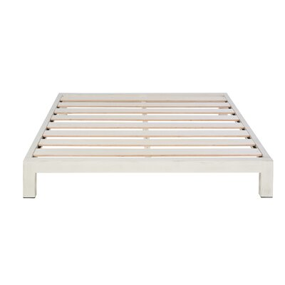 Weyer Platform Bed Size: Full