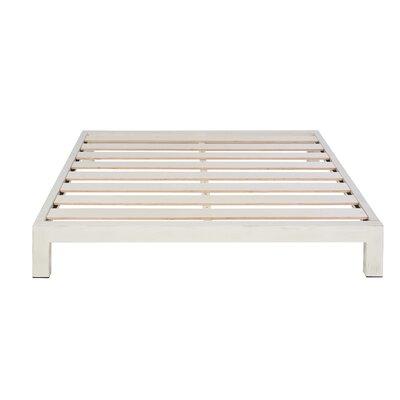 Weyer Platform Bed Size: Queen