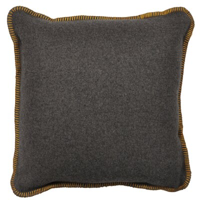 Jeffrey Throw Pillow Color: Gold