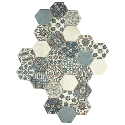 Spade 7.13 x 9 Porcelain Field Tile