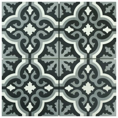 Cement Lima 7.88 x 7.88 Cement Field Tile