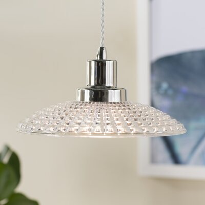 Caulkins 1-Light LED Mini Pendant