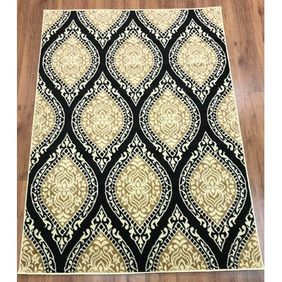 Emiliano Beige Indoor Area Rug Rug Size: Rectangle 8 x 10