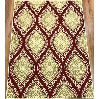 Emilio Beige Indoor Area Rug Rug Size: Rectangle 8 x 10