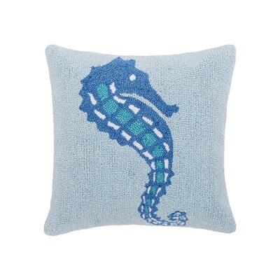 Hardt Seahorse Throw Pillow