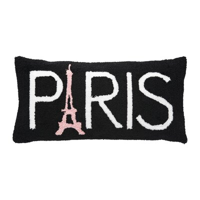 Latshaw Paris Throw Pillow