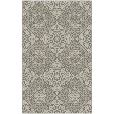 Olaughlin Beige Area Rug Rug Size: Rectangle 5 x 8