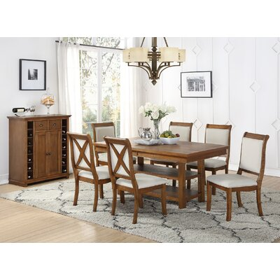 Courtland 7 Piece Dining Set