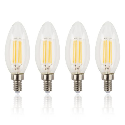 4W E12/Candelabra LED Light Bulb