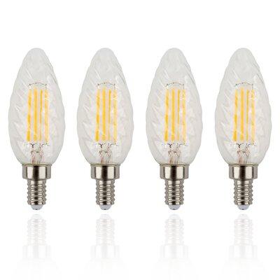 4W E12/Candelabra LED Light Bulb
