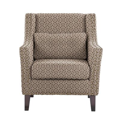 Diez Armchair Upholstery: Brown