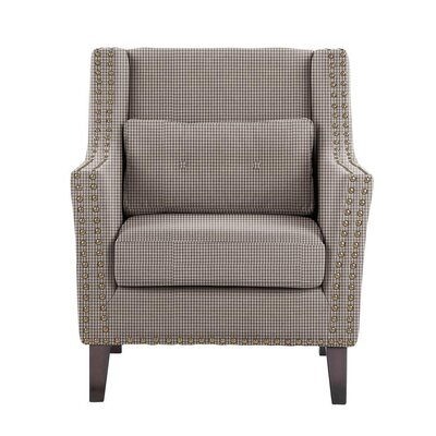 Figueroa Armchair Upholstery: Brown