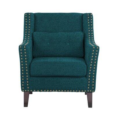 Soila Armchair Upholstery: Blue