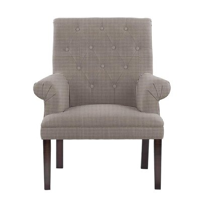 Filion Armchair Upholstery: Brown
