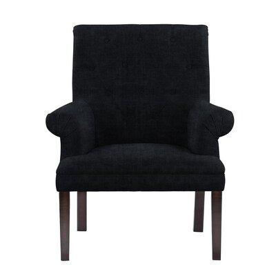 Waylon Armchair Upholstery: Dark Blue