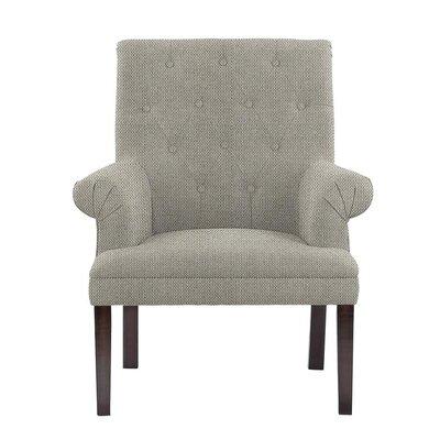 Waylon Armchair Upholstery: Gray