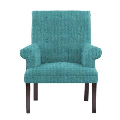Waylon Armchair Upholstery: Teal
