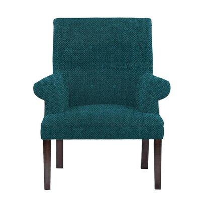Waylon Armchair Upholstery: Blue