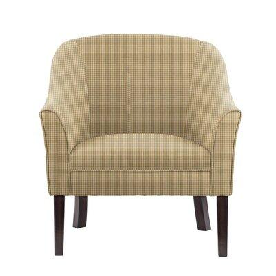 Filip Club Chair Upholstery: Beige