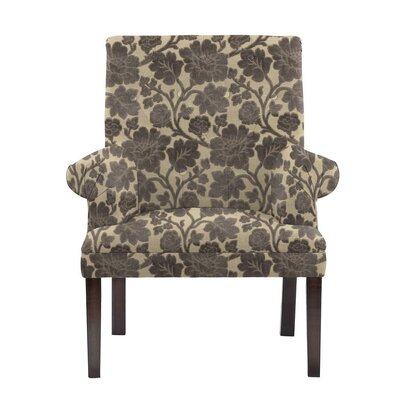 Somer Armchair Upholstery: Beige/Gray