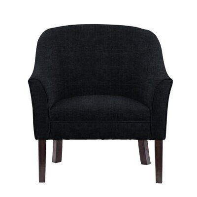 Difranco Club Chair Upholstery: Dark Blue