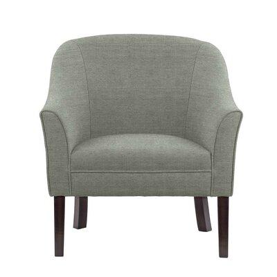 Difranco Club Chair Upholstery: Gray