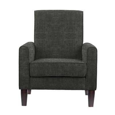 Digennaro Armchair Upholstery: Charcoal