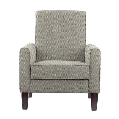 Digennaro Armchair Upholstery: Gray