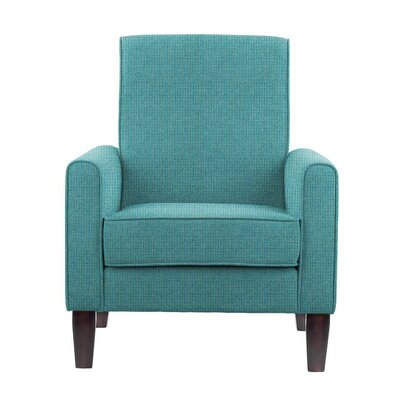 Digennaro Armchair Upholstery: Teal