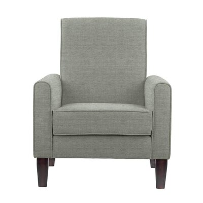 Songy Armchair Upholstery: Gray